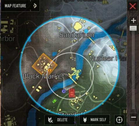 Battle Royale Map