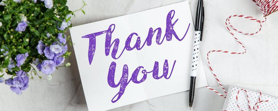 thank a social worker