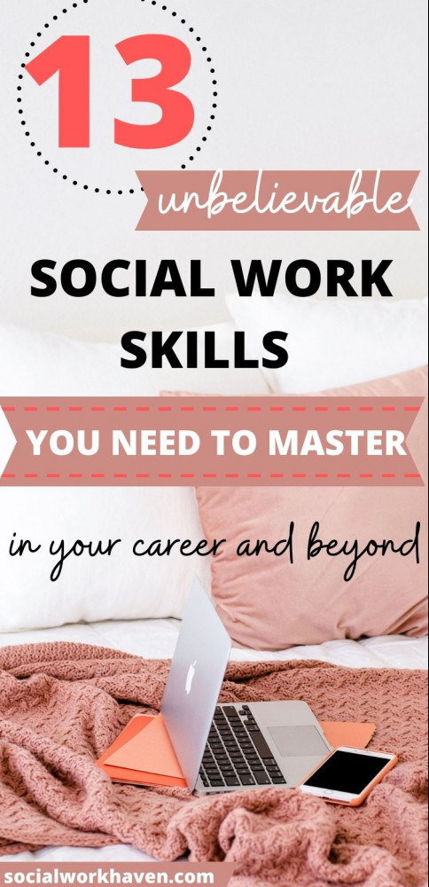 essential social work skills