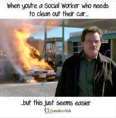 jokes in social work
