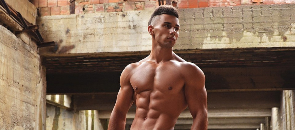 Male Muscular Body, Male Physique