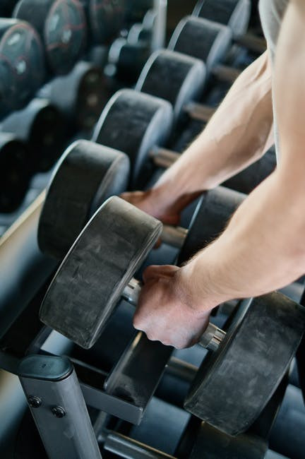 Heavy Dumbbells