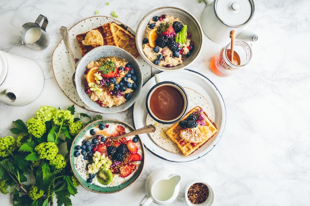 Healthy food, Flexible dieting