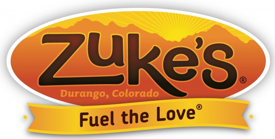 Zuke's Logo - Fuel the Love