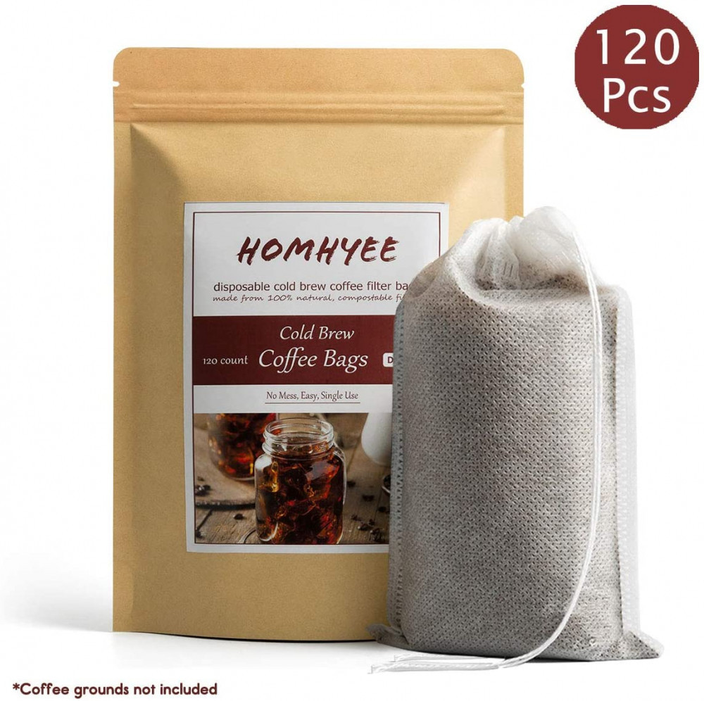 Cold Brew disposable coffee bags