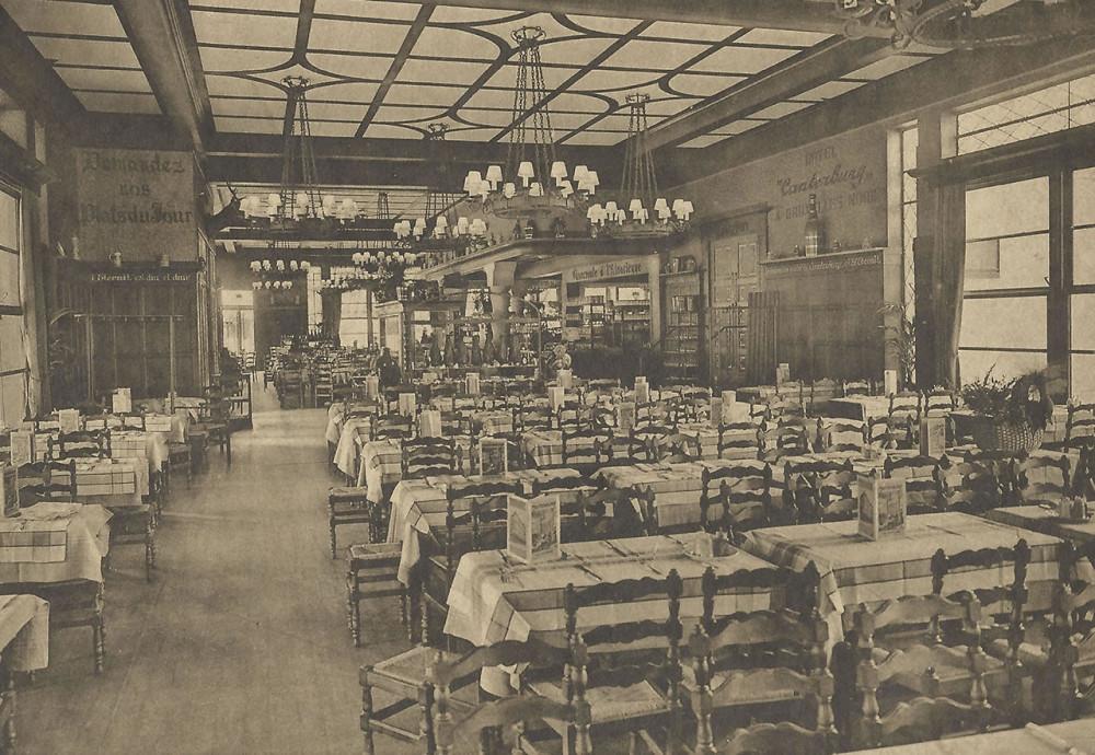 Belgian Pavillon Restaurant