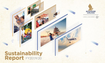 Singapore Airlines Sustainability report