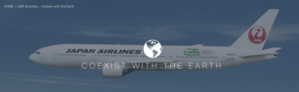 JAL CSR Report