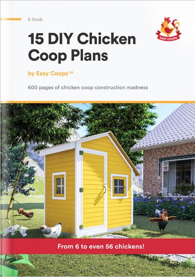 15 DIY Chicken Coop Plans