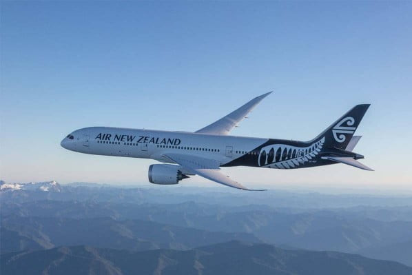Air New Zealand Sustainable