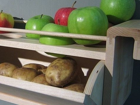 symbiosis apple-potato
