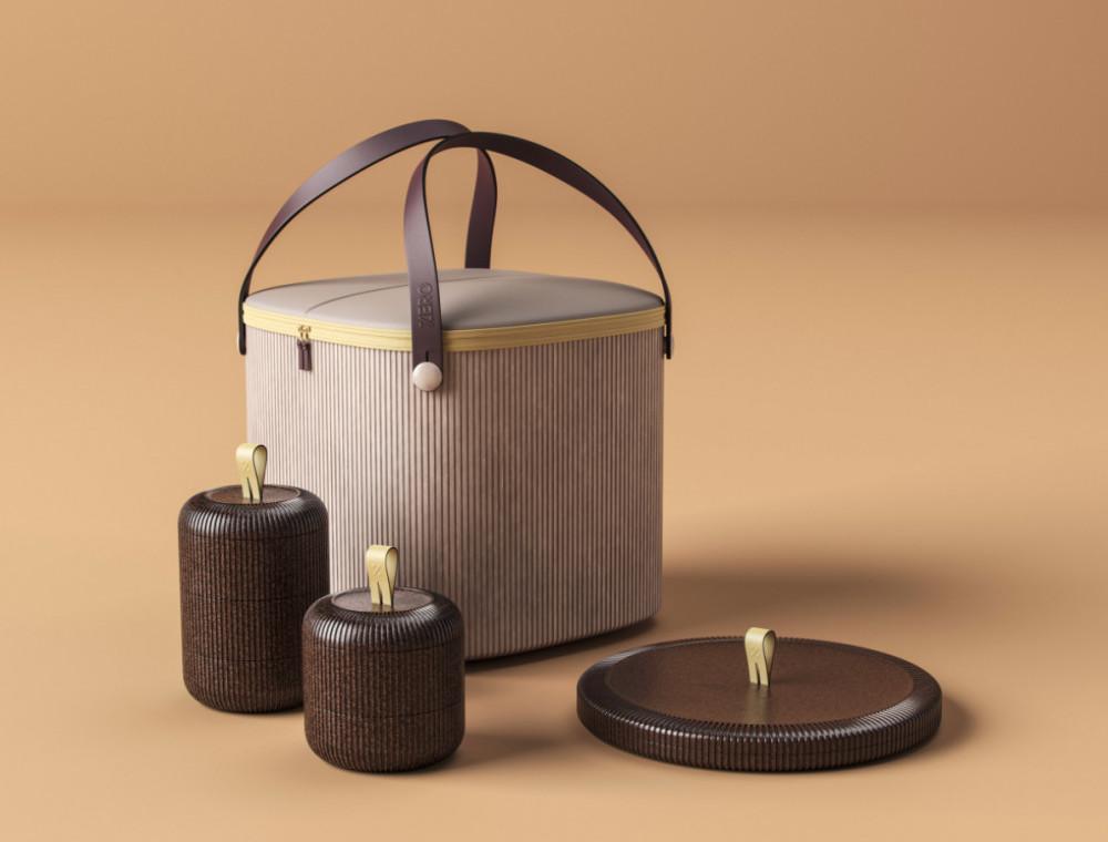 PriestmanGoode bag for bento boxes