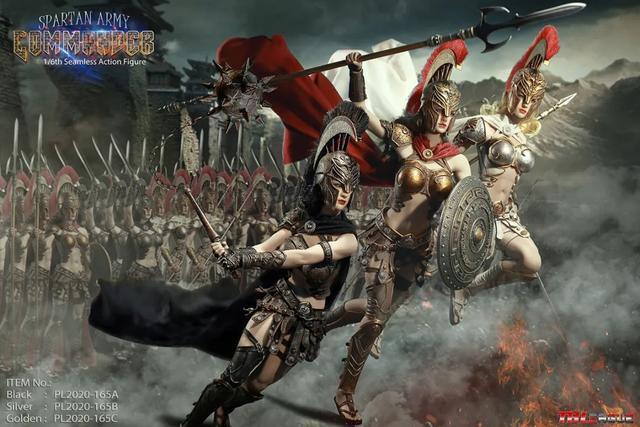 Spartan action figure1