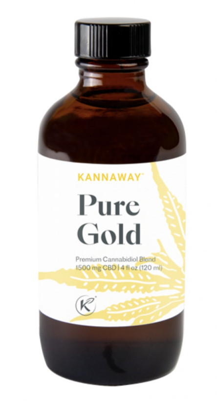 Kannaway Pure Gold