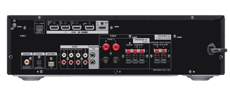 keyword - Sony STR-DH790 Receiver