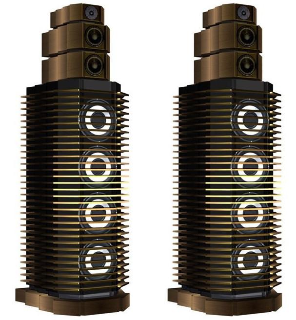 HigherFi Audio Opulence