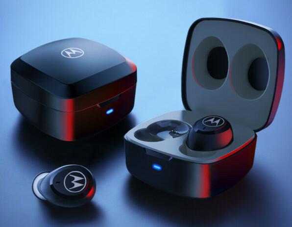 Motorola Bluetooth Verve 100 Earbuds
