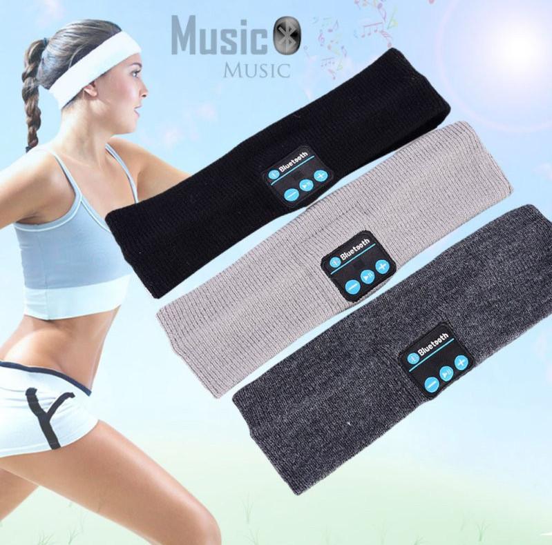 Unisex Wireless Bluetooth Smart Headband