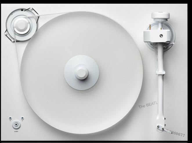 2XperienceSB Beatles White Album Turntable