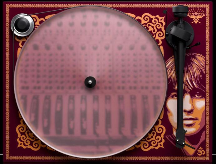Essential III George Harrison Turntable