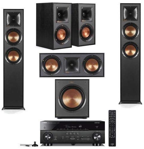 Klipsch Dolby Atmos Speaker Bundle