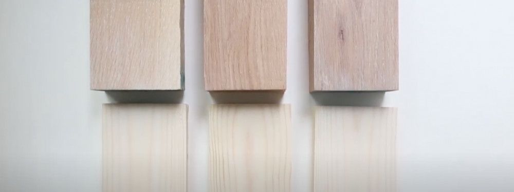 How to Whitewash Wood with Stain by Angela Maria Made