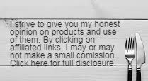 affiliate disclosure link