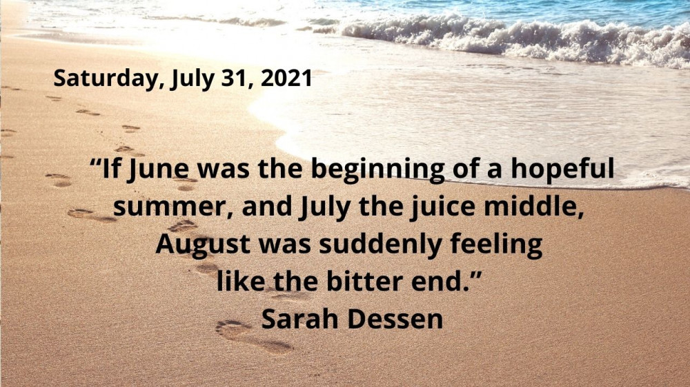 july 31