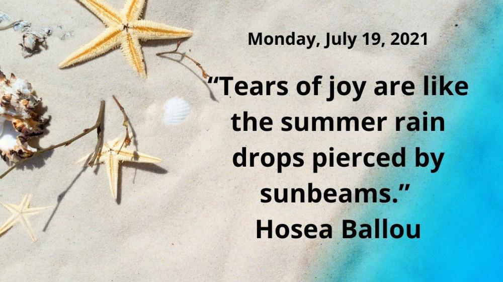 july 19
