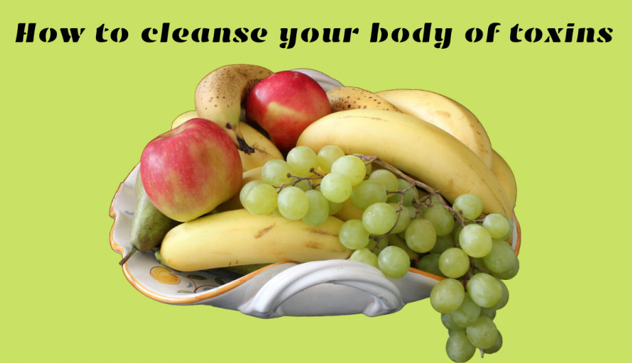 how to cleans your body of toxins