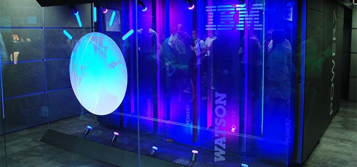 The IBM Watson system.