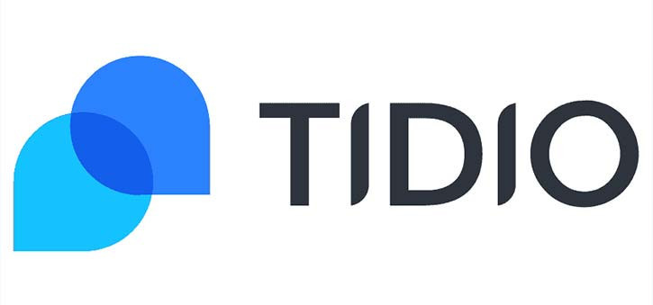 The Tidio Chatbot for Shopify.