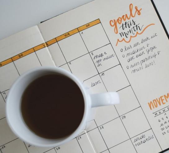 Planner of your goals