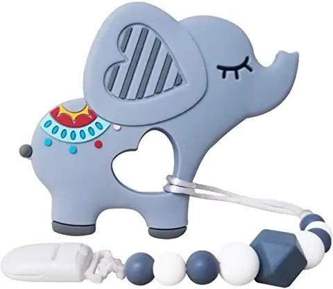BPA free teething rings
