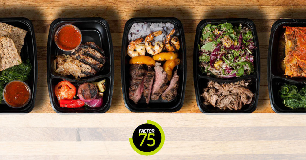Keto Meal Delivery Reviews of Factor 75