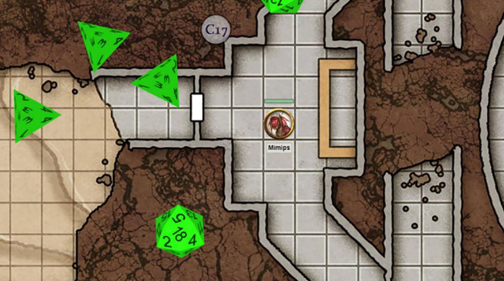 Dungeons Dragons Online Virtual Tabletop RPG Tools