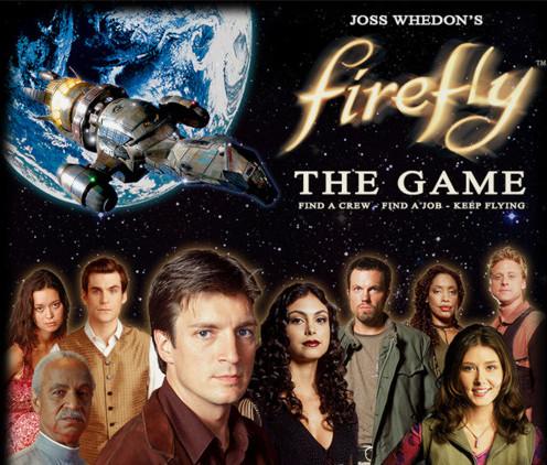 Firefly Board Game