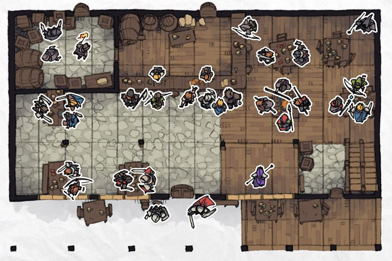 Virtual Tabletops For Dungeons And Dragons