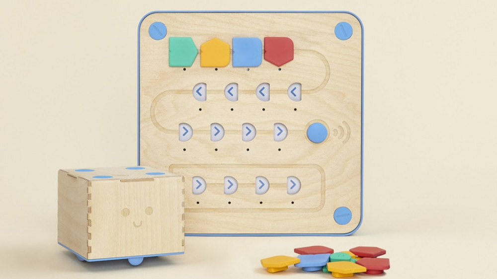 Cubetto Playset Coding Toy By Primo Toys