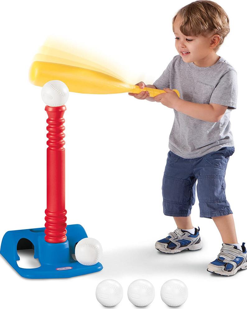 Little Tikes Toy Sports T-Ball Set