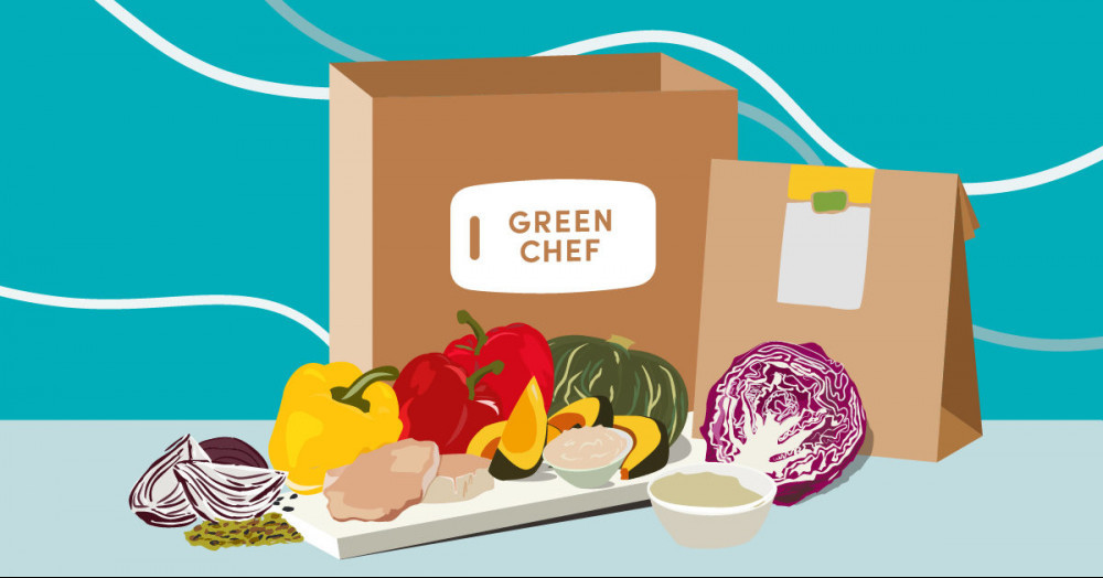 Keto Meal Delivery Reviews of Green Chef
