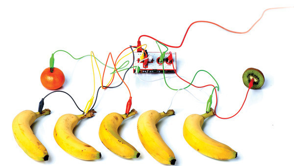 Makey Makey- An Invention Kit For Kids