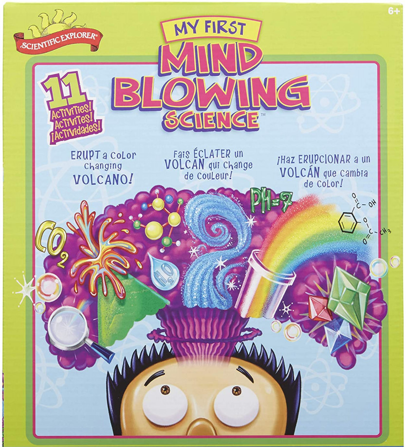 Scientific Explorer: My First Mind-Blowing Science Kit