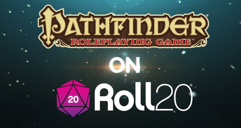 roll20 call of pathfinder
