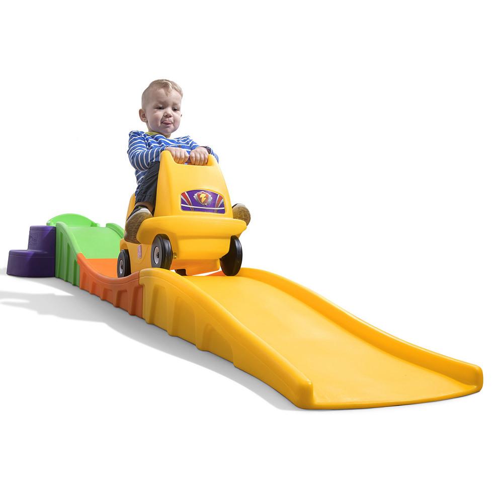 Step 2 Up And Down Roller Coaster Fun Outdoor Games For Kids