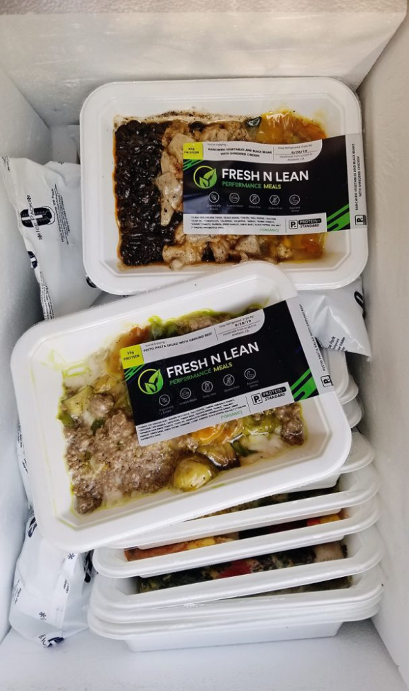 Keto Meal Delivery Reviews of  Fresh N' Lean