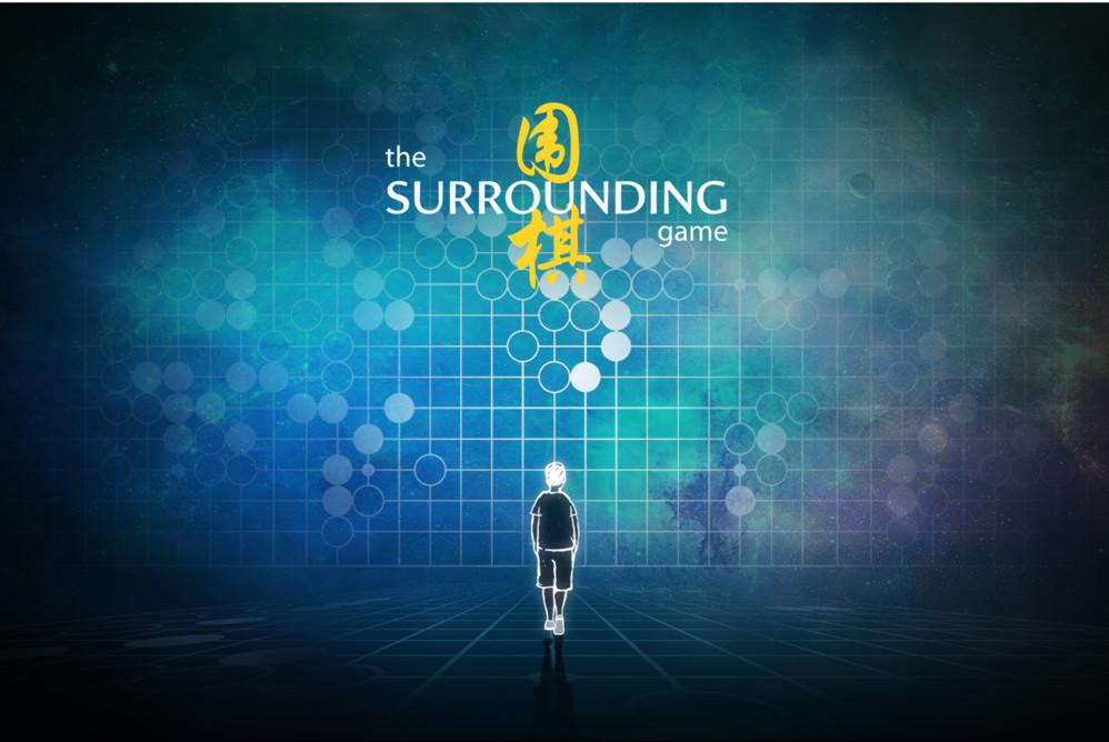 Surrounding Board Game