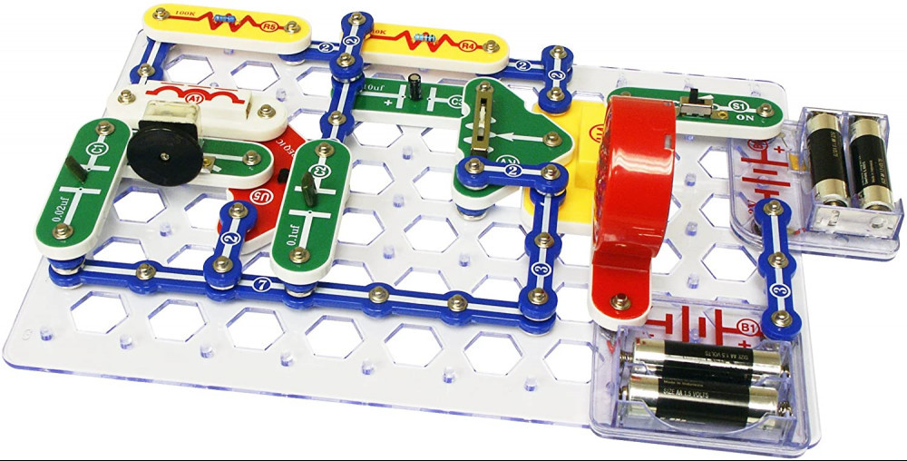 Snap Circuits SC-300 Electronics Discovery Set