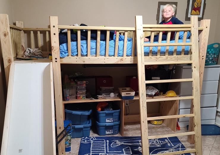 best sleep aid - toddler bed