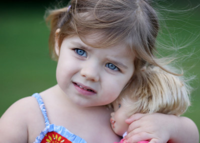 how does angry parent affect child